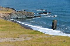 Mer en Islande Image stock
