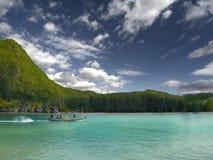 Mer en Thaïlande Photo libre de droits