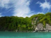 Mer en Thaïlande Image libre de droits