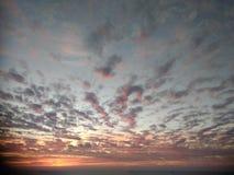 Mer et ciel photographie stock libre de droits