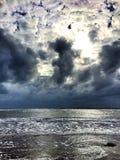 Mer et ciel images libres de droits