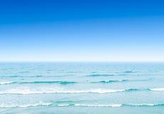Mer et ciel Images stock