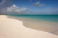 Mer et ciel de Sun Photographie stock libre de droits