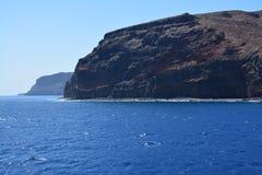 Mer et montagne Image stock