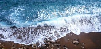 Mer fâchée image libre de droits