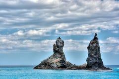 Mer japonaise Photo stock