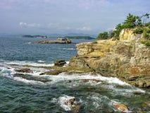 Mer japonaise Photographie stock libre de droits
