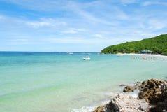 Mer Kho Larn Thaïlande beach4 Image stock