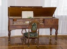 Mer klavier Tafel Royaltyfri Fotografi