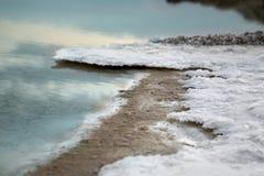 mer morte Photo libre de droits