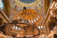 Mer Nicholas Cathedral Image libre de droits