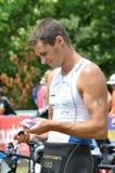 mer olivier triathlon för marceau Royaltyfria Foton