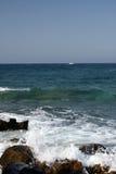 Mer - ondes Image libre de droits