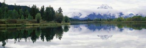 Mer regnig nationalpark för montering, Royaltyfria Foton