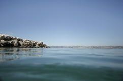 Mer sous-marine Photo libre de droits