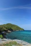 mer thaïe Image stock