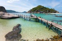 Mer Thaïlande Photographie stock libre de droits