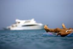 Mer tropicale Photos libres de droits