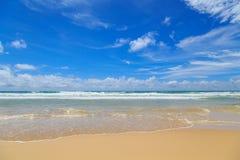Mer tropicale Photographie stock libre de droits