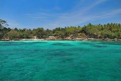 Mer tropicale Photos stock