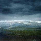 Mer V Photographie stock libre de droits