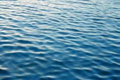 mer verte bleue Photo libre de droits