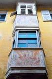 Meran, italy building Stock Photo