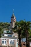 Meran, South Tyrol. View of Meran, South Tyrol Royalty Free Stock Photography