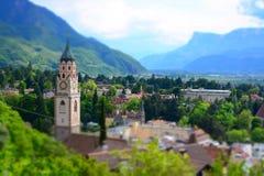 Meran, Trentino-Alto Adige, Italy royalty free stock photography