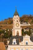 Merano - Bolzano Trentino Italia Fotografia Stock Libera da Diritti
