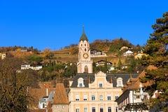 Merano - Bolzano Trentino Italie Images libres de droits
