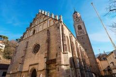 Merano Italy - Cathedral of San Nicolo