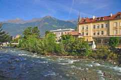 Merano,South Tyrol Stock Image