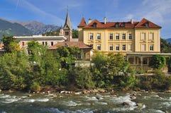 Merano,South Tyrol,Italy Stock Photography