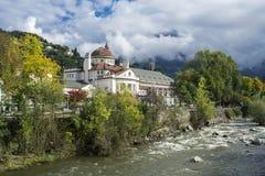 Merano, Tirolo del sud, Italia Immagine Stock
