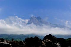 Merapi Royalty Free Stock Photo