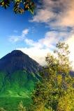 Merapi-Vulkan stockbild