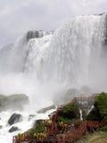 Meraviglia del Niagara Falls fotografie stock libere da diritti