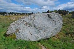 Meraviglia di pietra voluminosa Fotografia Stock