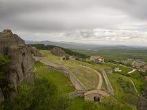 Meraviglie del bulgaro - fenomeno delle rocce di Belogradchik Fotografie Stock
