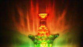 Meraviglie della luce Fotografia Stock