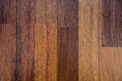 Merbau parquet wood flooring texture Royalty Free Stock Photo