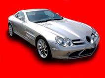 Merc SLR - Carmesim fotos de stock royalty free
