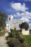 mercadal Kirche es im menorca Stockbilder