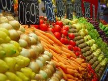 Mercado Fotografía de archivo