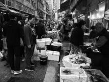 mercado Foto de archivo