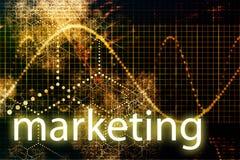Mercado ilustração stock