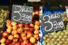Mercado fotografia de stock royalty free