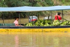Mercado amazónico Fotografía de archivo