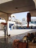 Mercado auxiliar anterior en la ciudad de Essaouira fotos de archivo libres de regalías